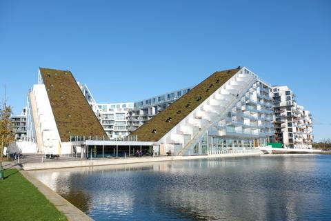 In Dänemark ist Bjarke Ingels der Star Architekt. Er baute auch das 8 House