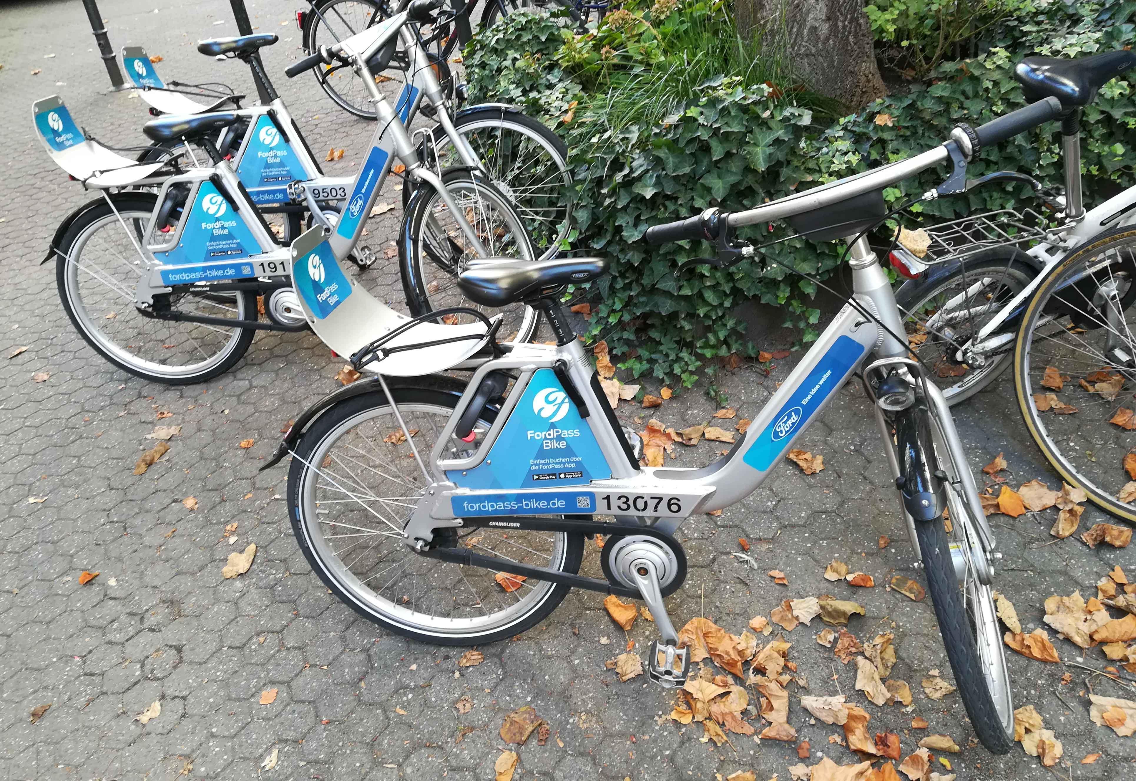 Rad fahren ist die Zukunft