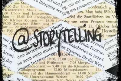 Storytelling ist authentisch und ehrlich