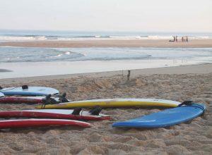Wie geht Surfen?