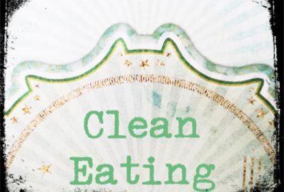 Cleaen Eating bedeutet auch regionale und saisonale Zutaten zu benutzen