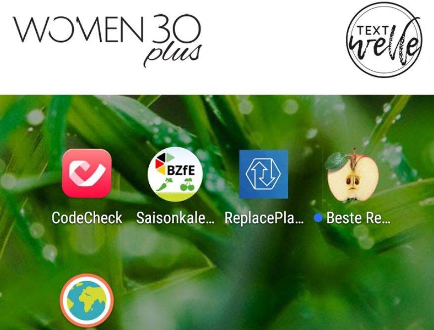 Top Gratis nachhaltige Apps für Dein Smartphone