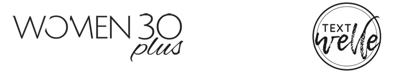 Textwelle und Women30plus - das Online Magazin sind ein Team
