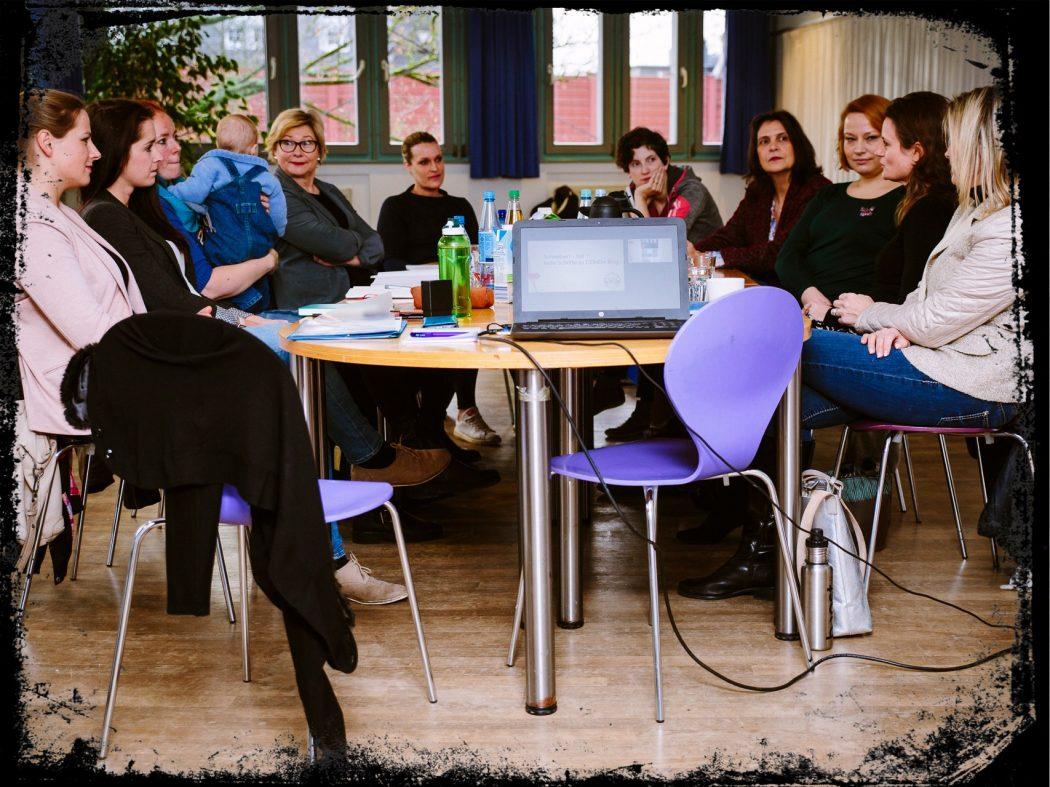 Workshop von Textwelle, der Textagentur aus Aachen zu verschiedenen Themen