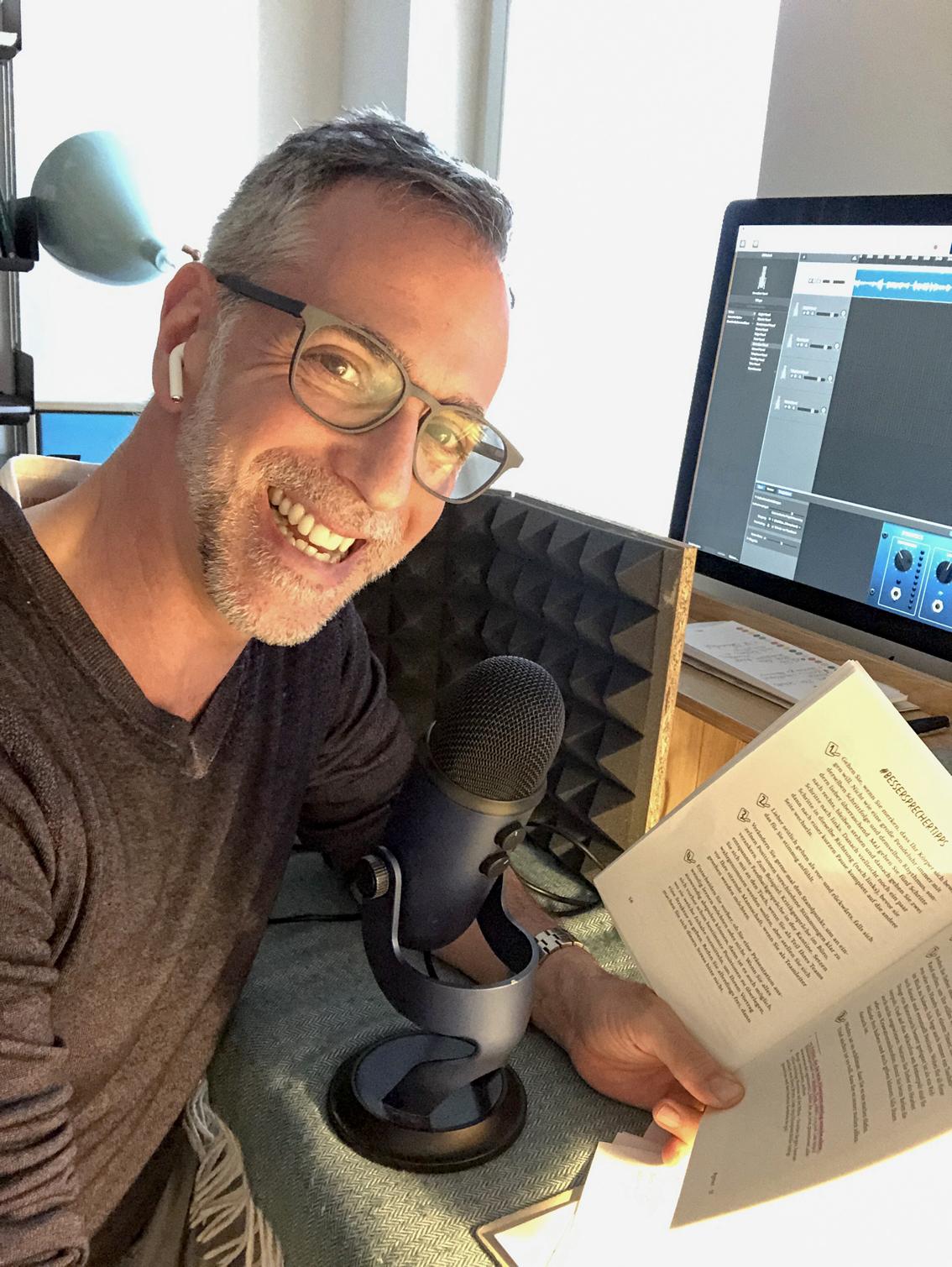 Markus Mikro Podcast klein - Bessere Fragen und gute Antworten im Interview #17 Markus Tirok