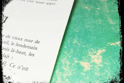 Die richtigen Worte sind magisch und machen einen Text zu etwas Besonderem