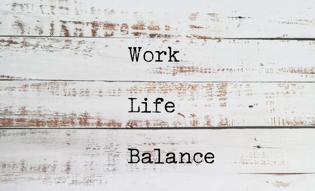 work life 1024x621 - Work Life Balance bis zum Abwinken