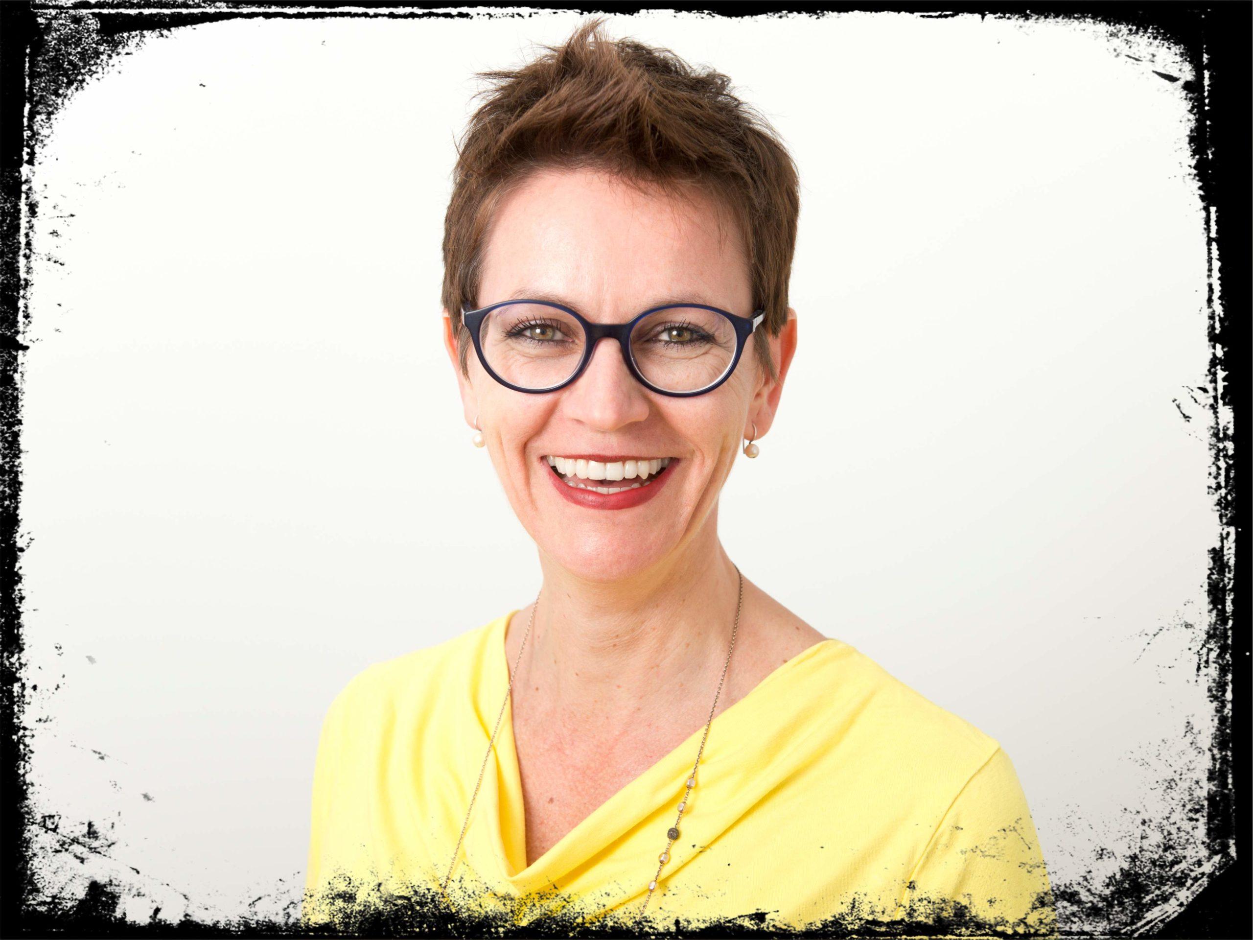 Nicht den Mut verlieren in 8 Schritten #28 Katja Michalek