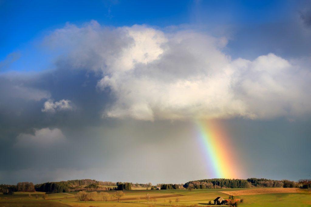 rainbow 4047523 1920 1024x683 - Nicht den Mut verlieren in 8 Schritten #28 Katja Michalek
