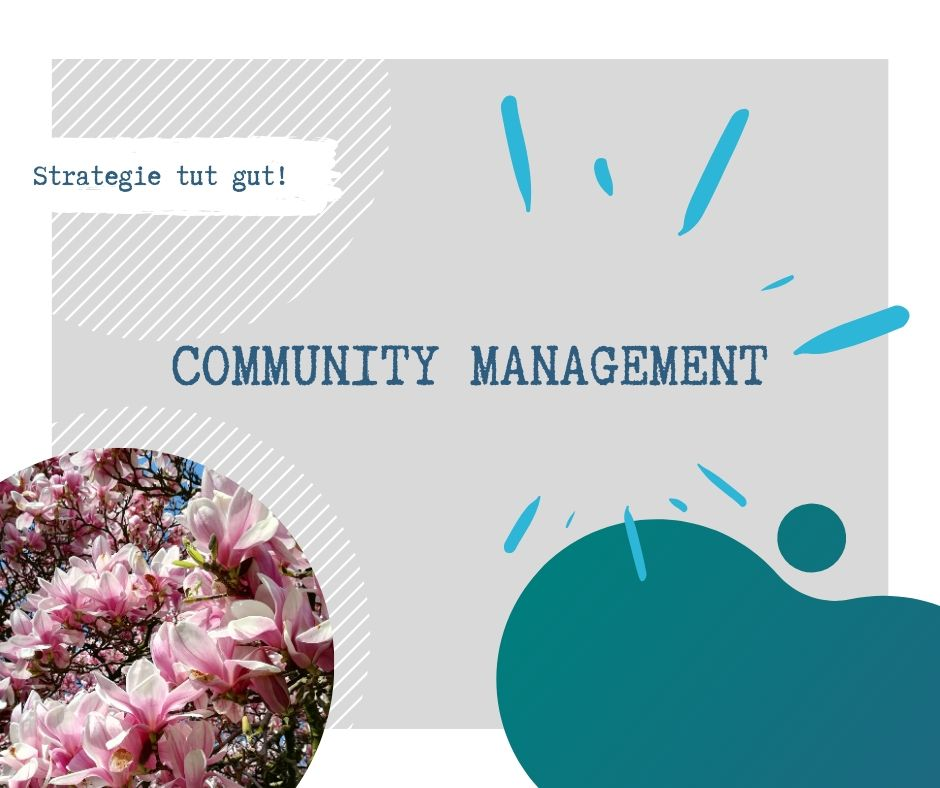 Community Management 1 - Community Management