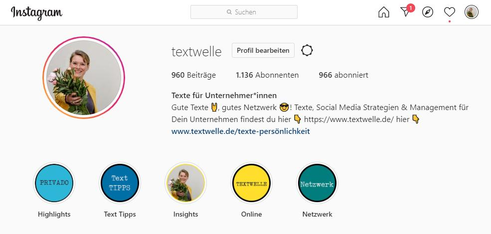 Instagram ist mehr als nur Posten