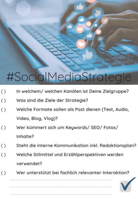 Checklisten Textwelle 2 p5irvpqh4pn0hhpprbw8ddk5w5etjnqwv5wa9k3mqs - Was beinhaltet eine gute Social Media Strategie?